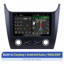 10,1 Zoll HD Touchscreen für 2019 Changan Cosmos Handbuch AC GPS Navigationssystem Bluetooth Autoradio Unterstützung Wireless Carplay