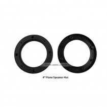 "4"" Ring Plane Speaker Mat Plates Bracket for Universal"