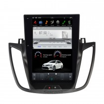 12,1 Zoll Android 9.0 Car Stereo Multimedia Player für 2013-2015 FORD KUGA / Escape (zweite Generation) GPS-Navigationssystem mit Radio DVD Bluetooth Carplay