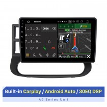 9-Zoll-HD-Touchscreen für JINBEI HAISE LHD 2008-2018 GPS-Navigationssystem Auto-DVD-Player mit Bluetooth Aftermarket-Navigationsunterstützung AHD-Kamera