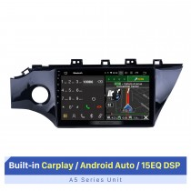 10,1-Zoll-HD-Touchscreen für Kia K2 Head Unit Autoradio DVD-Player Autoradio-Reparaturunterstützung Lenkradsteuerung