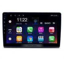 10,1 Zoll Android 10.0 GPS-Navigationsradio für 2009-2019 Ford New Transit mit HD-Touchscreen Bluetooth-Unterstützung Carplay Lenkradsteuerung