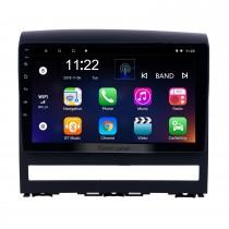 Android 10.0 9 Zoll HD Touchscreen GPS Navigationsradio für 2009 Fiat Perla mit Bluetooth USB WIFI Unterstützung Carplay DVR OBD2