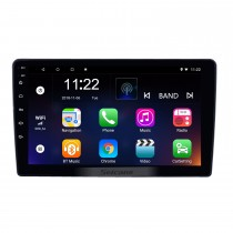 2014-2018 Renault Duster Android 10.0 Touchscreen 9 Zoll Bluetooth GPS Navigationsradio mit AUX Unterstützung OBD2 SWC Carplay