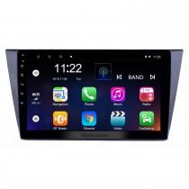 10,1 Zoll Android 10.0 GPS Navigatie radio für 2016-2018 VW Volkswagen Bora mit HD Touchscreen Bluetooth W-lan Unterstützung Carplay SWC