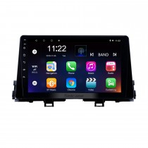 2016 Kia Morning Android 10.0 HD Touchscreen 9-Zoll-Headunit Bluetooth GPS-Navigationsradio mit AUX WIFI-Unterstützung DVR SWC Carplay