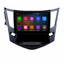 HD Touchscreen 2012-2016 BYD Surui Android 10.0 9 Zoll GPS Navigationsradio Bluetooth AUX Carplay Unterstützung Rückfahrkamera DAB + OBD2