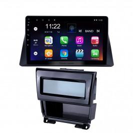 10,1 polegadas 2008 2009 2010 2011 2012 Honda accord 8 Android 10.0 Rádio Navegação GPS Bluetooth Música WIFI USB Espelho Link Car Stereo Suporte DVR OBD2 controle de volante câmera de segurança