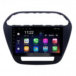 2019 Tata Tiago / Nexon Android 10.0 HD Touchscreen 9 polegadas GPS Navigation Radio com USB WIFI Bluetooth suporte SWC DVR Carplay