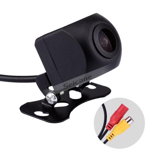 Câmera de visão noturna AHD retrovisor sistema de assistência de estacionamento à prova d 'água para carro tela grande