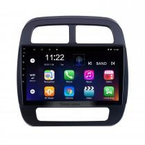 HD Touchscreen 10,1 polegadas Android 10.0 para 2019 Renault City K-ZE Rádio Sistema de Navegação GPS com suporte Bluetooth Carplay DVR