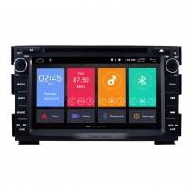 2010-2012 KIA CEED Android 10.0 Navegação GPS Estéreo do carro com rádio de tela de toque DVD Player Bluetooth Música 3G WiFi OBD2 Câmera de backup