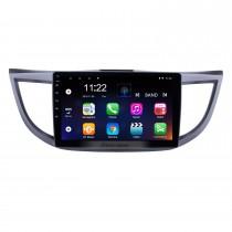 10,1 polegadas Android 10.0 para 2011 2012 2013 2014 2015 Honda CRV Radio HD Tela sensível ao toque GPS Sistema de navegação com suporte Bluetooth Carplay TPMS