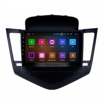 HD Touchscreen Android 9.0 9 polegada Multimedia Player para 2013-2015 chevy Chevrolet CRUZE com Bluetooth wifi Carplay suporte 1080 P Vídeo Digital TV