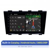 2009-2015 Geely Emgrand EC8 Android 10.0 9 polegadas Rádio de navegação GPS Bluetooth HD Touchscreen WIFI USB Suporte para Carplay Câmera de backup