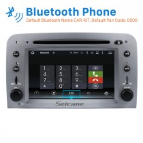 Android 8.0 HD Touchscreen Aftermarket Radio para 2007-2013 Alfa Romeo GT Car Stereo DVD Player Sistema de navegação GPS Bluetooth Phone Music Support Backup Camera 1080P Video Mirror Link OBDII DVR Controle do volante