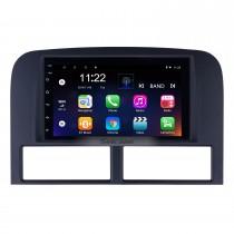 Android de 7 polegadas 10.0 para 1999 2000 2001-2004 Jeep Grand Cherokee Rádio Sistema de navegação GPS com tela sensível ao toque HD com suporte para Bluetooth Carplay