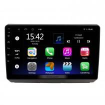 Android 10.0 HD Touchscreen de 9 polegadas para IKCO DENA LHD 2011+ Sistema de navegação por rádio GPS com suporte para Bluetooth Câmera traseira Carplay