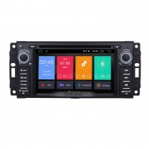 Android 10.0 Tela capacitiva Multimídia Sat Nav Montagem estéreo para 2007-2010 Chrysler Sebring Aspen 300C Cirrus com DVD Player Bluetooth 3G WiFi USB SD