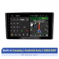 10,1 polegadas Android 10.0 para TOYOTA RAIZE 2020 Rádio GPS Sistema de navegação com HD Touchscreen compatível com Bluetooth Carplay OBD2