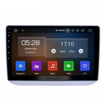 HD Touchscreen Para 2008-2012 2013 2014 Skoda Fabia Radio Android 9.0 10.1 polegadas Sistema de Navegação GPS Bluetooth Carplay support Camera