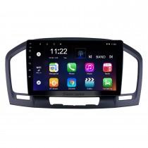 HD Touchscreen de 9 polegada Android 10.0 GPS Navegação Rádio para 2009-2013 Buick Regal com suporte de AUX Bluetooth Carplay Volante Controle