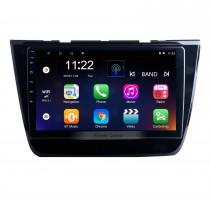 HD Touchscreen 10,1 polegadas Android 10.0 para 2017 2018 2019 2020 MG-ZS Rádio Sistema de Navegação GPS com suporte Bluetooth Carplay DAB +