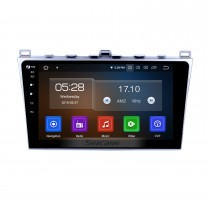 HD 1024 * 600 Touchscreen 2008-2015 Mazda 6 Android 9.0 link de rádio GPS Bluetooth Espelho Retrovisor TPMS DVR câmera de TV 3G WIFI 16G o Flash CPU Quad Core