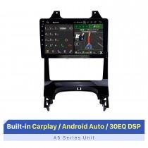 2009-2012 Peugeot 3008 9 polegadas Android 10.0 1024 * 600 Touchscreen Rádio GPS Sat Nav com Bluetooth 4G WIFI OBD2 Controle do volante da câmera retrovisora
