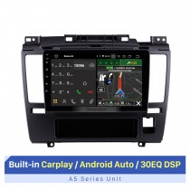 2005 2006 2007 2008 2009 2010 Nissan TIIDA Android 10.0 9 polegadas HD Touchscreen Multimedia Player Suporte para navegação GPS Câmera de visão traseira Blueooth Car Stereo Aux USB DAB +