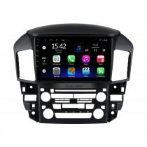 10,1 polegadas Android 10,0 para Lexus RX300 1999 Sistema de navegação GPS por rádio com tela sensível ao toque HD com suporte para Bluetooth Carplay OBD2
