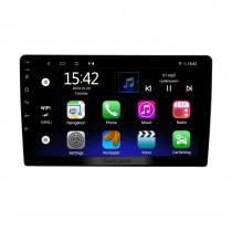 Android de 9 polegadas 10.0 para TOYOTA COASTER 2013-2015 Sistema de navegação por rádio GPS com tela sensível ao toque HD com suporte para Bluetooth Carplay OBD2