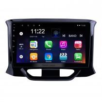 OEM 9 polegadas Android 10.0 para 2015 2016-2019 Lada Xray Radio com Bluetooth HD Touchscreen Suporte ao sistema de navegação GPS Carplay DAB +