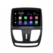 Android 10.0 HD Touchscreen de 9 polegadas para SAIPA SAINA 2014 Sistema de navegação por rádio GPS com suporte para Bluetooth Câmera traseira Carplay
