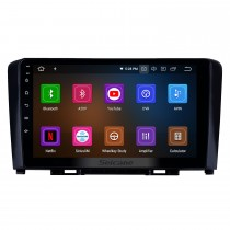 Android 9.0 9 polegada GPS Rádio de Navegação para 2011-2016 Great Wall Haval H6 com HD Touchscreen Carplay Bluetooth WIFI AUX apoio TPMS TV Digital