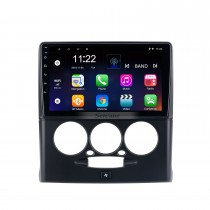 9 polegadas Android 10.0 para 2015-2018 Sepah Pride Manual A / C Rádio Sistema de navegação GPS com tela sensível ao toque HD com suporte para Bluetooth Carplay OBD2