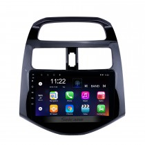 2011 2012 2013 2014 Chevy Chevrolet DAEWOO Spark Beat Matiz 9 polegadas Android 10.0 Leitor multimídia Navegação GPS HD Touchscreen Bluetooth Wifi Música USB AUX Suporte ao controle do volante DVR OBD2