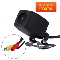 Câmera de visão traseira de visão noturna Starlight HD de alto padrão de 170 graus Sistema de assistência a estacionamento impermeável para a tela grande de rádio de carro