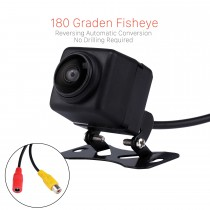 180 Degree Graden Fisheye Waterproof HD High Definition Reverse Sensor Backup Rearview Camera Parking
