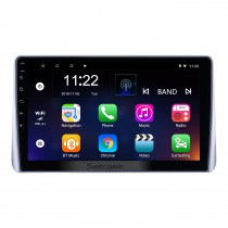 10,1 polegadas Android 10.0 para 2001 2002 2003-2006 Nissan Sentra Radio Sistema de navegação GPS com tela sensível ao toque HD com suporte para Bluetooth Carplay