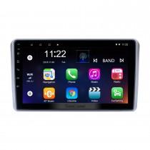 Andriod 10.0 HD Touchscreen de 9 polegadas 2002-2006 Buick Regal Rádio para carro para canhotos Sistema de navegação GPS com suporte para Bluetooth Carplay