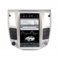 12,1 polegadas Android 9.0 Car Stereo para 2004-2008 Lexus RX330 / RX300 / RX350 / RX400H Sistema de navegação GPS de baixo nível com suporte para Bluetooth Carplay