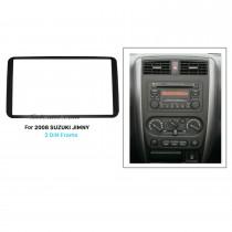 173 * 98 milímetros Double Din 2008 SUZUKI JIMNY Car Radio Fascia Áudio Quadro Painel Painel guarnição Bezel