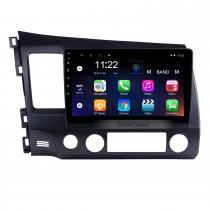 10,1 polegadas Android 10.0 para 2013-2016 Trumpchi GA3 Sistema de navegação GPS por rádio com tela sensível ao toque HD com suporte para Bluetooth Carplay OBD2