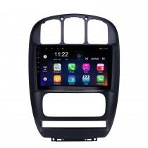 10.1 polegadas GPS Navegação Rádio Android 10.0 para 2006-2012 Chrysler Pacifica Com HD Touchscreen Bluetooth suporte Carplay Câmera de backup