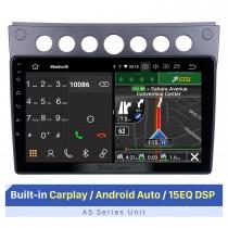 Tela sensível ao toque HD de 9 polegadas para rádio automotivo estéreo Proton Lotus L3 de 2009-2015 Suporte para rádio automotivo sem fio Bluetooth