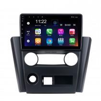 Android 10.0 HD Touch Screen de 9 polegadas para 2011 Mitsubishi V3 Lingyue Radio Sistema de navegação GPS com suporte Bluetooth Carplay