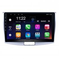 2012 2013 2014 VW Volkswagen Magotan B7 Bora Golf 6 Rádio de navegação GPS com tela sensível ao toque de 10,1 polegadas Android 10.0 HD com Bluetooth WIFI compatível com 1080P