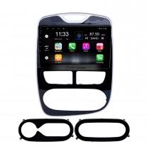 10.1 polegadas Android 10.0 Rádio Navegação GPS para 2012-2016 Renault Clio Digital / Analógico Com HD Touchscreen Suporte Bluetooth Carplay OBD2