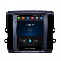 9,7 polegadas Android 9.1 2013 Toyota Reiz GPS Navigation Radio com HD Touchscreen Bluetooth Suporte para música Carplay Mirror Link